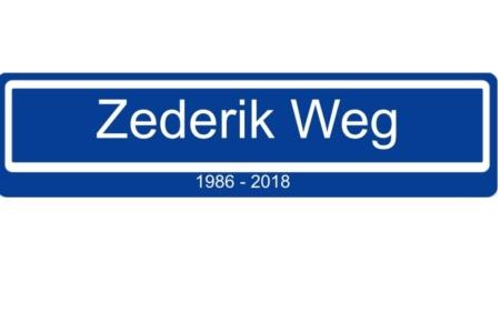 Afscheid van Zederik